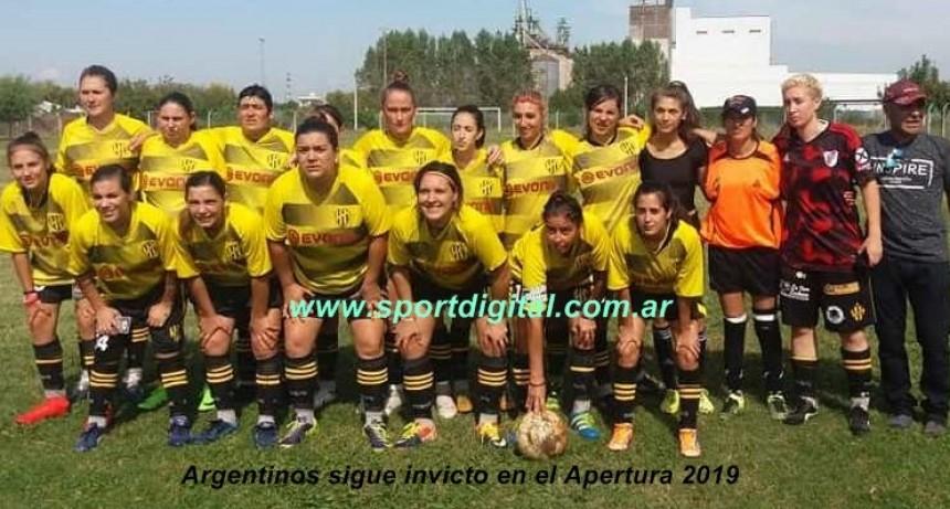Se jugó la quinta fecha del Torneo Femenino de Fútbol