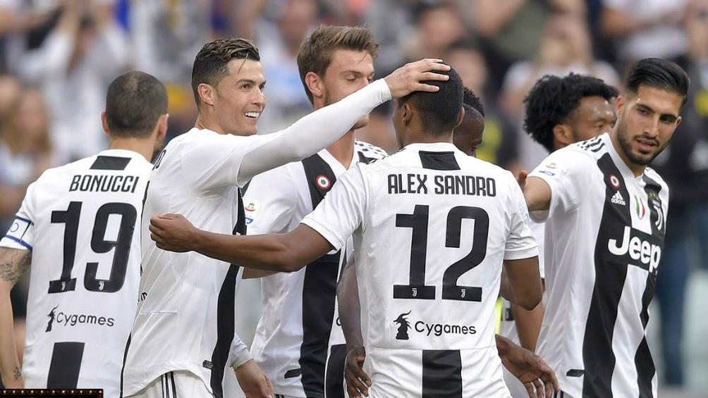 Juventus corona el octavo Scudetto seguido y el primero de la era Cristiano