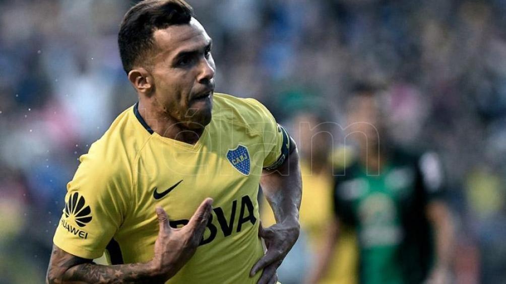 Tevez será titular ante Rosario Central y Nández está en duda por un traumatismo