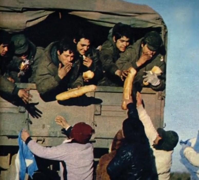 Honor y Gloria a los Veteranos y Caídos en Malvinas