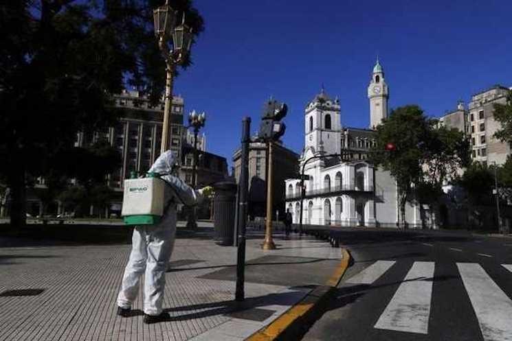 Murió un hombre de 81 años por coronavirus: ya son 54 las víctimas fatales en Argentina