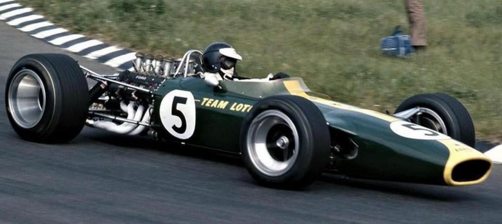 Se cumplieron 52 años de la muerte del gran Jim Clark, bicampeón de Fórmula 1