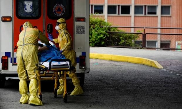 Coronavirus: Estados Unidos registra 2.000 muertos en un día mientras Italia e India extienden los bloqueos