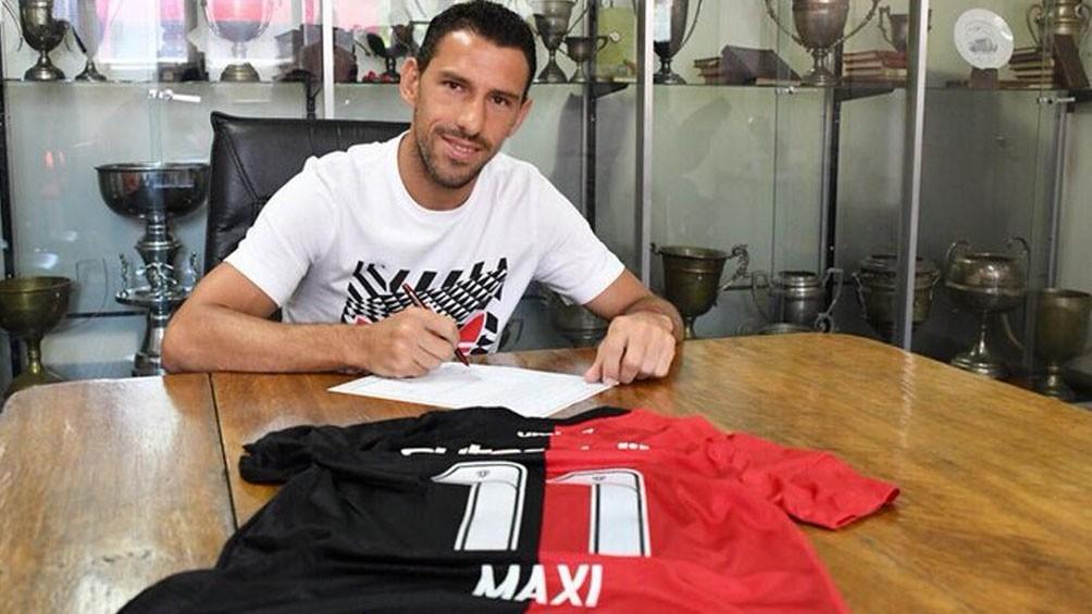 Maxi Rodríguez: