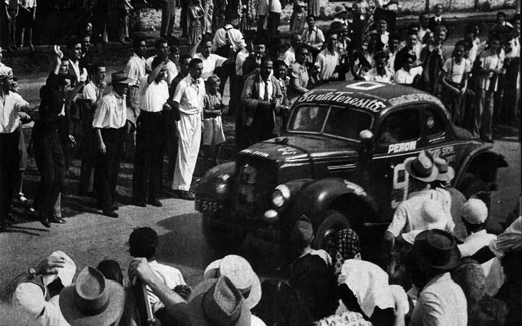 Buenos Aires-Caracas: La gran aventura del TC