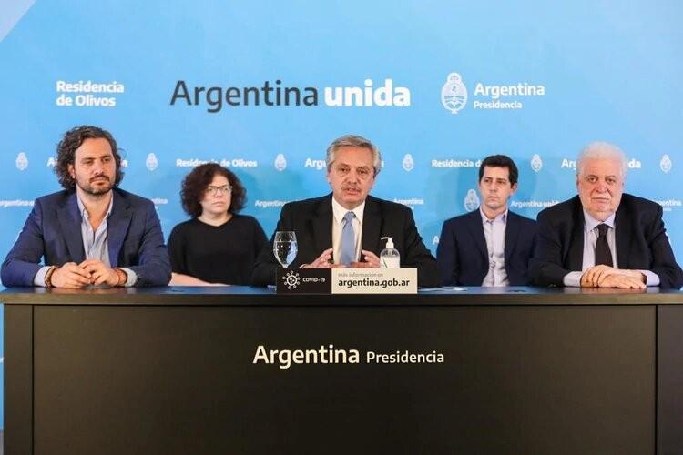 Alberto Fernández anunció la prórroga de la cuarentena hasta el 10 de mayo pero flexibilizan las salidas de los hogares
