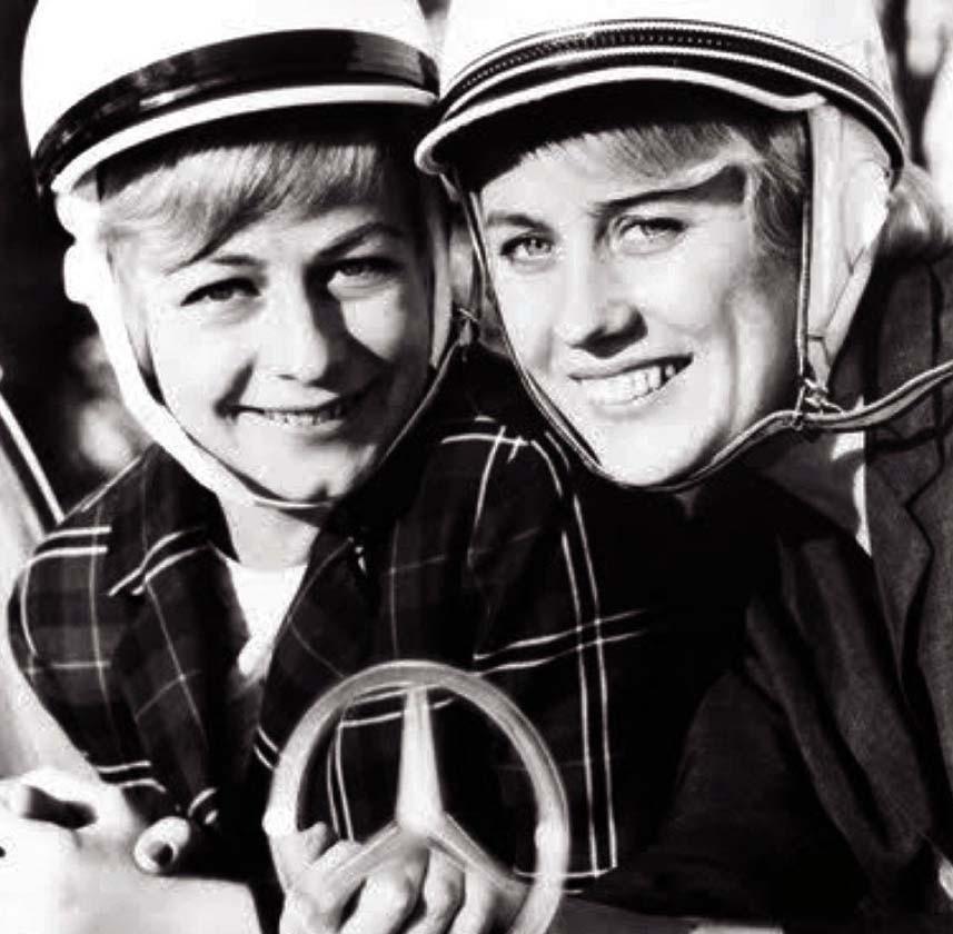 Ewy Rosqvist  y Úrsula Wirth,