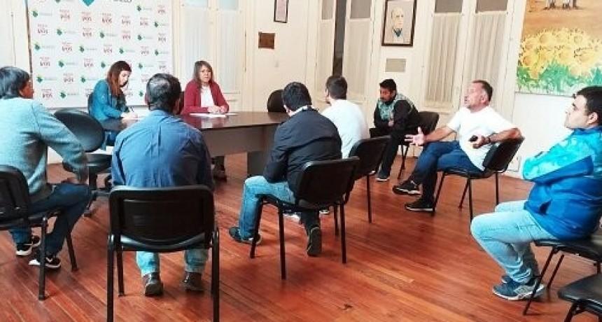 Saladillo: El compromiso de los Empleados Municipales