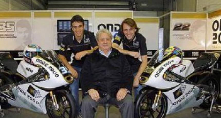Fallece por coronavirus ex dueño de equipo de MotoGP