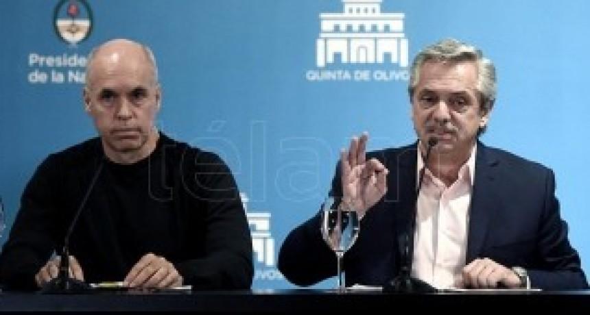 Rodríguez Larreta resaltó su vínculo