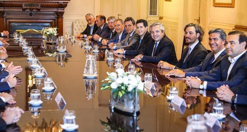 Gobernadores encaran la nueva etapa de la cuarentena coordinados con la Jefatura de Gabinete