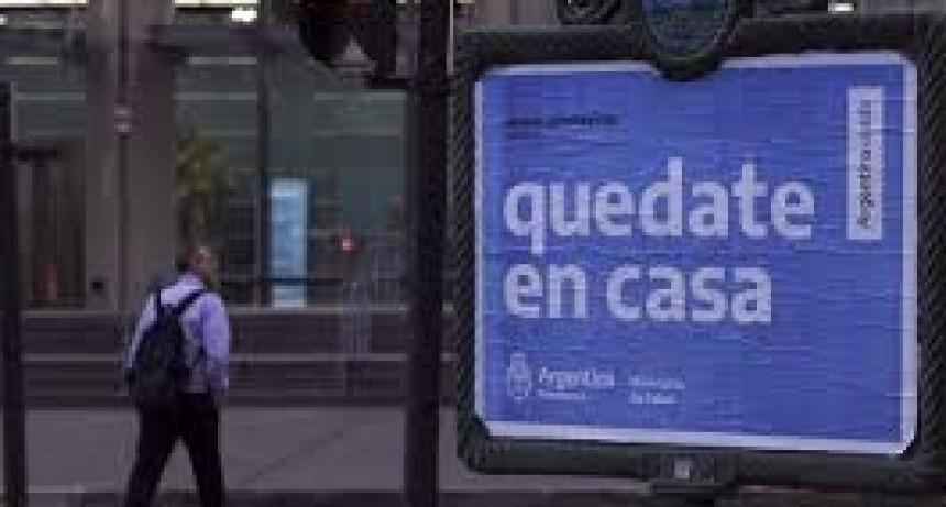 Son 102 las víctimas fatales por Coronavirus en la Argentina