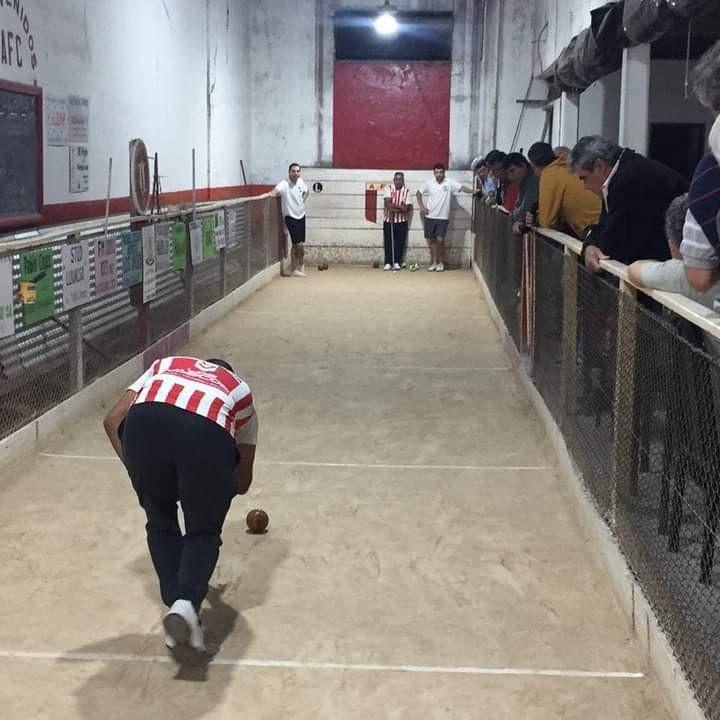 Festejo doble para el Belgrano Bochín club