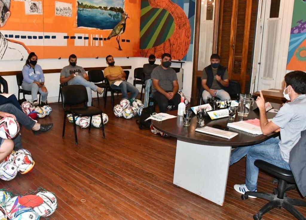 Deportes se hará cargo de la seguridad en el Torneo de Primera División