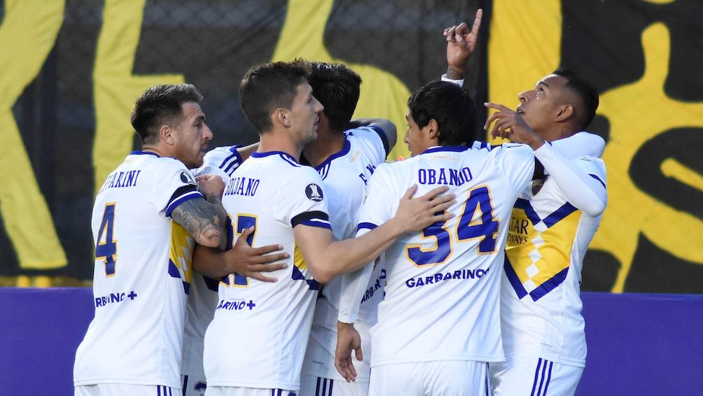 Boca ganó en La Paz en su primer desafío copero