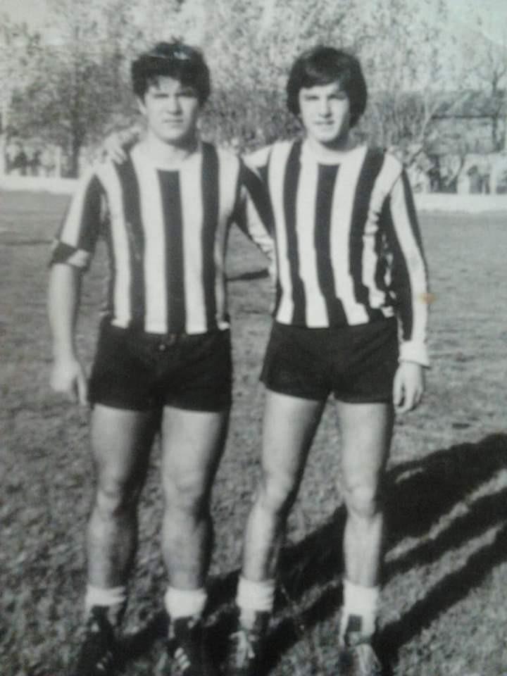 Huracán del 79: Osvaldo Ramos - Aurelio Zarragoicoechea