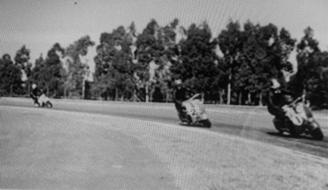 Se cumplen 60 años: en 1961 se disputaban las 12 hs en motoneta, triunfo de Cupeiro - Galuzzi