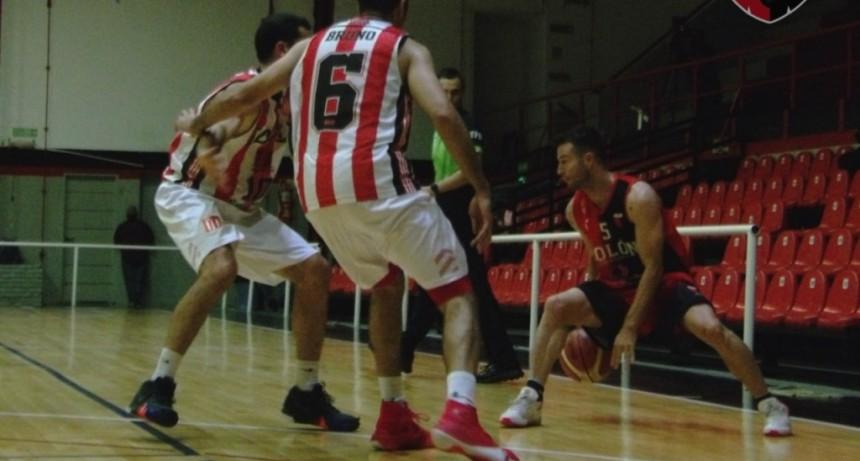 Victoria de Colon ante Estudiantes LP en el Torneo Federal