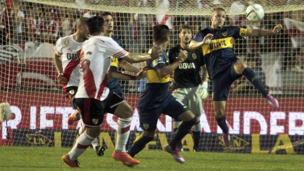 Sergio Berni confirmó que se juega el primer Superclásico
