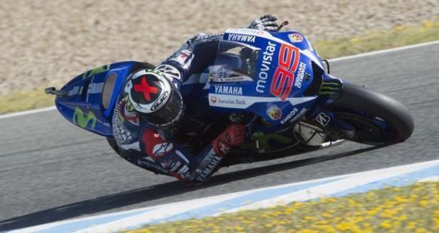 El Gran Premio de España de Moto GP quedo en manos de Jorge Lorenzo