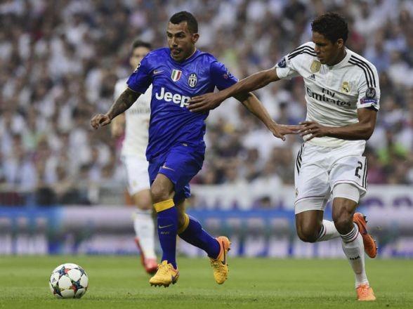Juventus empató con el Real Madrid y jugará la final con el Barcelona