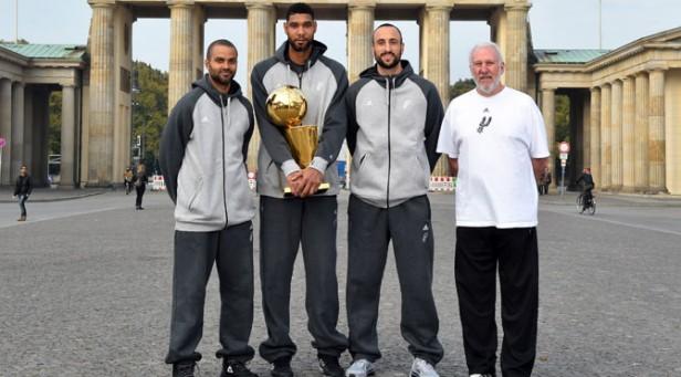 Los Spurs ya preparan los contratos para Duncan y Ginóbili y mantener