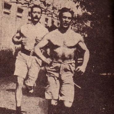 Hoy: Jorge Newbery, el primer ídolo popular de la Argentina