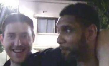 """Los Spurs """"copeteados"""" tras la eliminación con Los Clippers"""