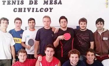 Saladillenses jugaron torneo regional de Tenis de mesa en Chivilcoy