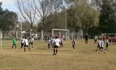 Encuentro de Escuelitas de Fútbol en Huracán