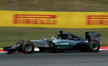 Nico Rosberg ganó el Gran Premio de España de Fórmula 1