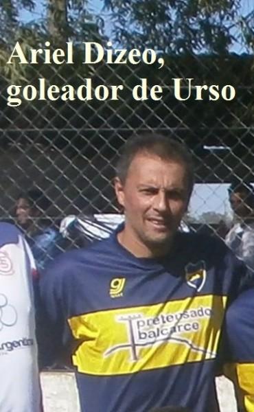 Jacobo Urso más puntero que nunca en el Torneo de Veteranos