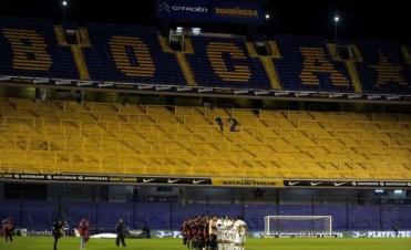 Boca jugará ante Aldosivi y Newell's a puertas cerradas