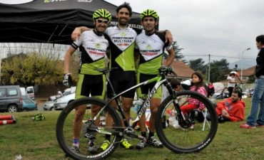 David Asensos ganó en Pilar