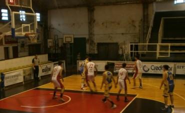 Ciudad finalizo con una victoria su participación en la Liga Juvenil