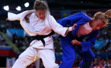 Paula Pareto, medalla de plata en el World Master