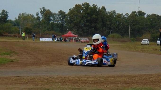 Este domingo Karting en el Saladillo Automóvil Club
