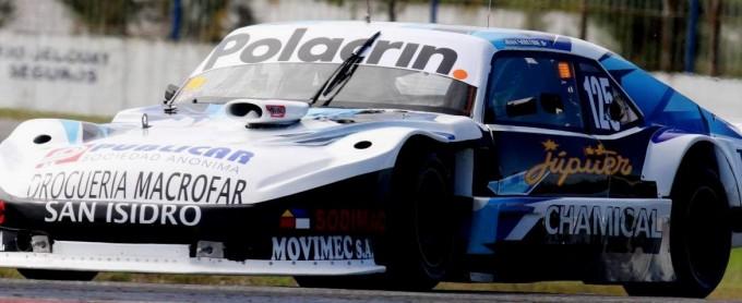 Juan Scoltore corre en La Plata con cambio de motorista