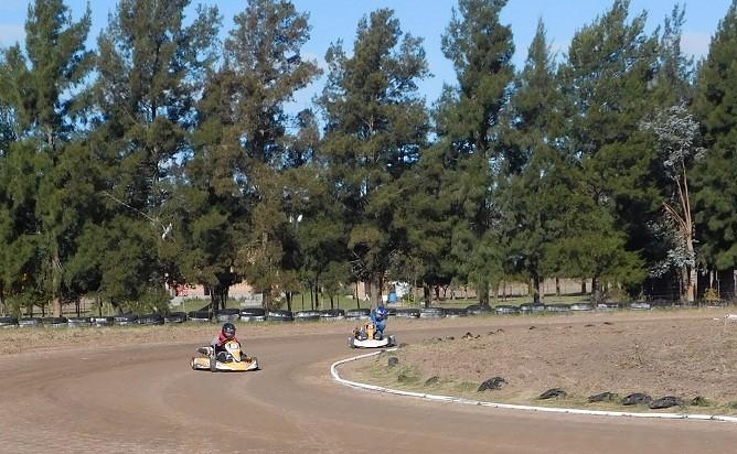Karting en el Saladillo Automóvil Club