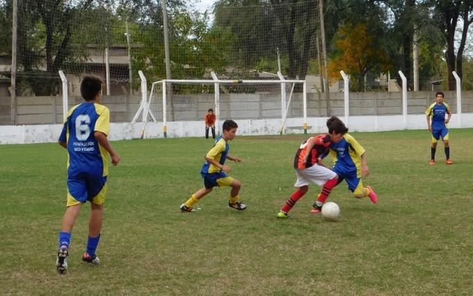 Se desarrolló la septima fecha de la Unión Deportiva del Centro