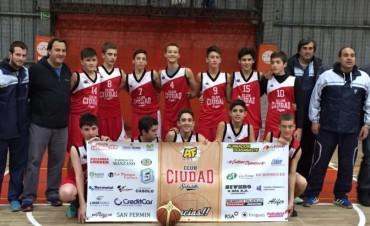 Club Ciudad de Saladillo se encuentra en Mar del Plata compitiendo en la XVI Copa de Clubes