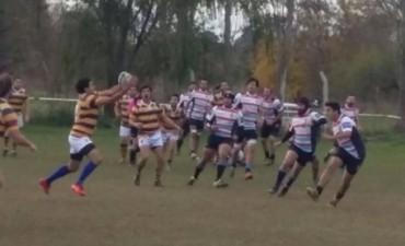 Saladillo Rugby perdió ajustadamente ante Azul Rugby