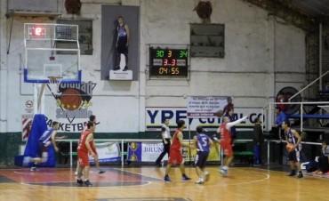 Victoria de Cuidad de Saladillo ante Bragado club por 69 a 55