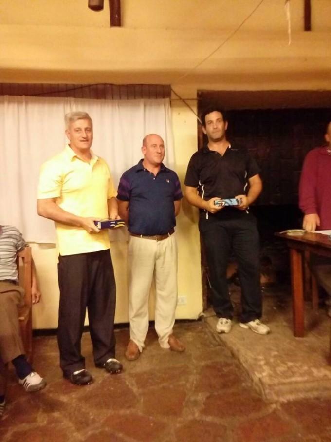 Gran actuación del equipo del Saladillo Golf Club en Tapalque