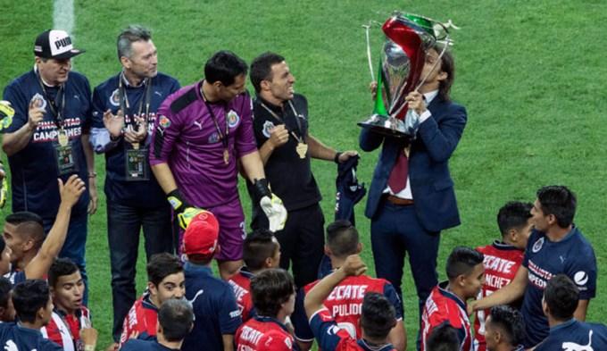 Almeyda lo hizo: Chivas campeón después de 11 años