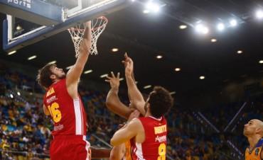 Derrota del Murcia de Marcos Delía ante el Unicaja por 95 a 88