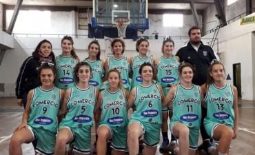 Comercio de Alvear campeón de la primera Liga Juvenil de Básquet Femenina