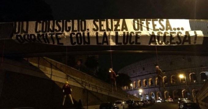 Allá también pasa: barras de la Roma amenazaron al plantel
