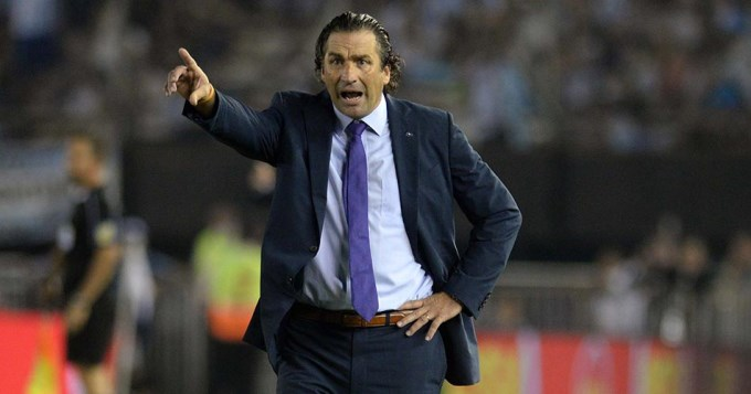 Pizzi, candidato a dirigir al Barcelona