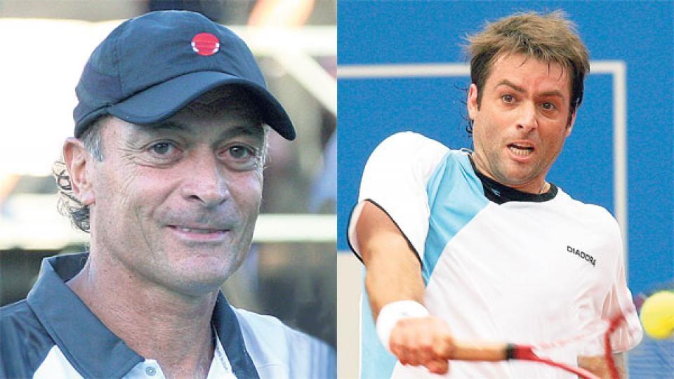 La Asociación Argentina de Tenis elegirá hoy a su nueva conducción